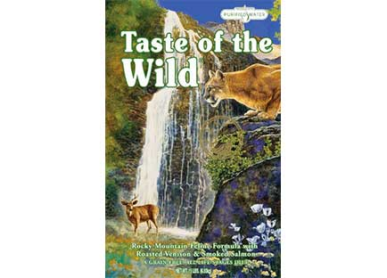 Best Cat Food For Indoor Cats - Taste of the Wild Cat Food