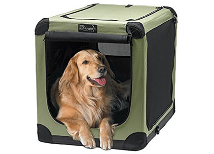 Best dog crate reviews - Noztonoz of-krate indoor/outdoor pet home