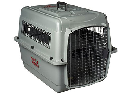 Best dog crate reviews - Petmate Sky Kennel