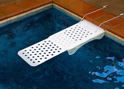 Dog Pool Ramps
