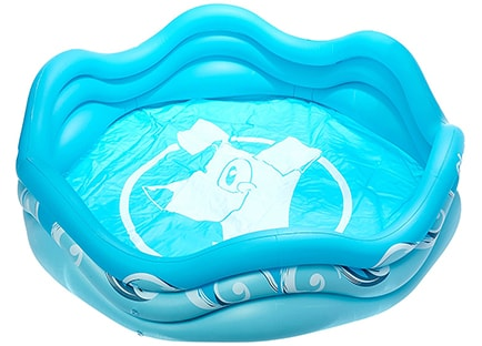 Inflatable Dog Pool
