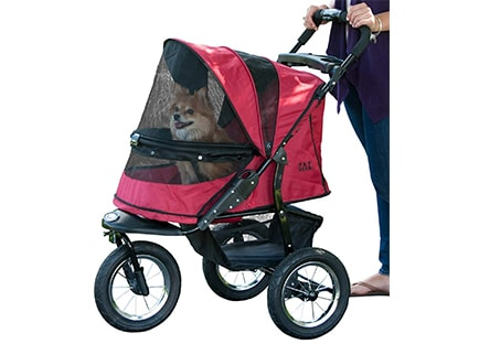 Best Pet Stroller - Pet Gear No-Zip Jogger Pet Stroller