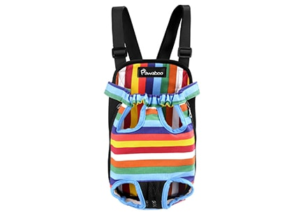Best Dog Carriers for Hikers - PAWABOO Pet Carrier Backpack